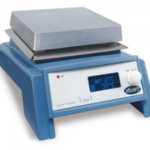 Digital hotplate SD 160 heated area 160x160 mm, max. 325°C, 700W