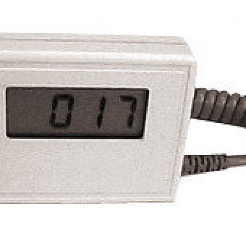 Actual temperature display for thermostat HT 30