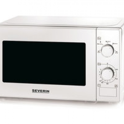 Microwave oven 5 power stages, approx. 20 l, 700 W