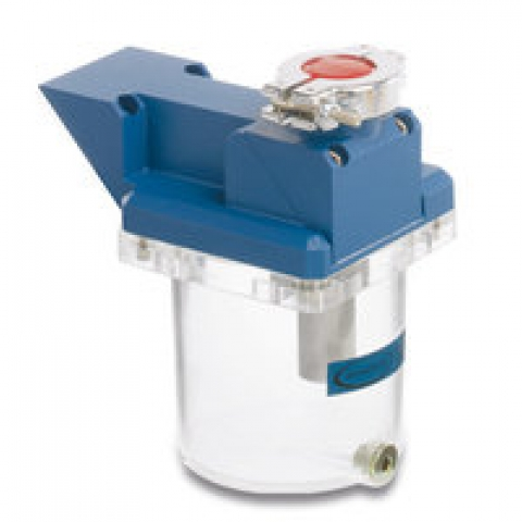 AK suction side separator for RZ 9