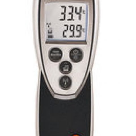 Allround-thermometer testo 925 measuring range -50 - +1000 °C