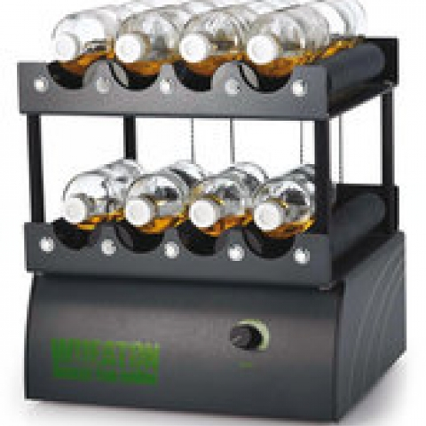 Cell culture roller mixer Mini-Bottle model