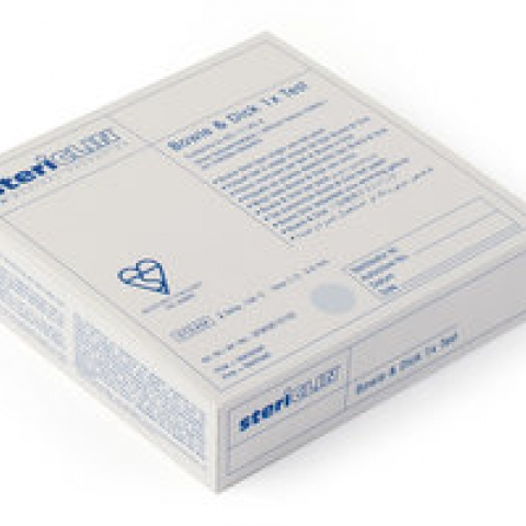 Bowie-Dick disposable test pack stericlin®, pack qty. = 20 pieces