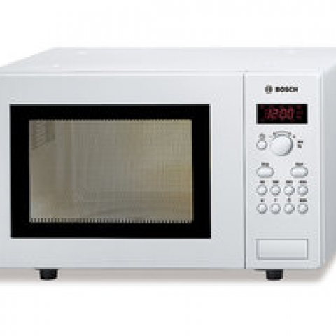 BOSCH Microwave oven 5 power stages, approx. 17 l, 800 W