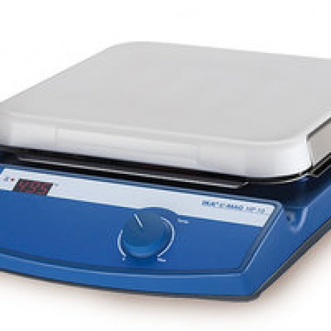 Digital hotplate C-MAG HP 10 1500 W, 50 - 500°C, surface 260x260mm