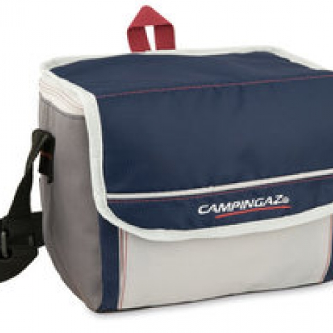 Cooler bags Fold'N Cool®, polyester vol. 5 l, L 230 x W 155 x H 190 mm