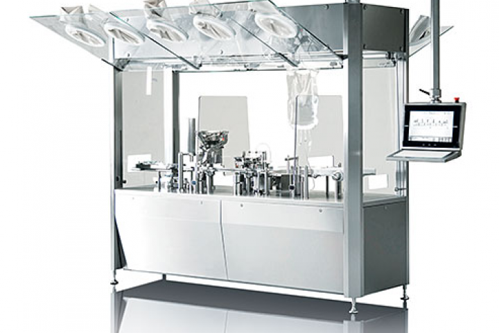 The new Flexicon FPC60 Filling Machine